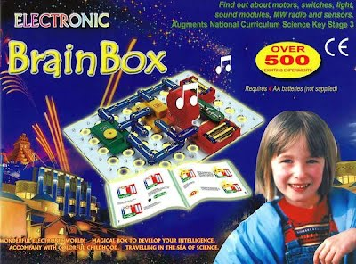 Brain Box - Electronics starter